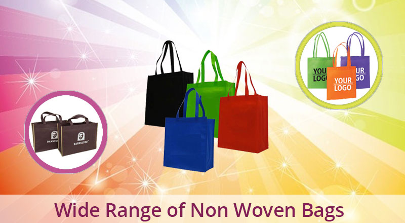 Advantages of Non Woven Bags