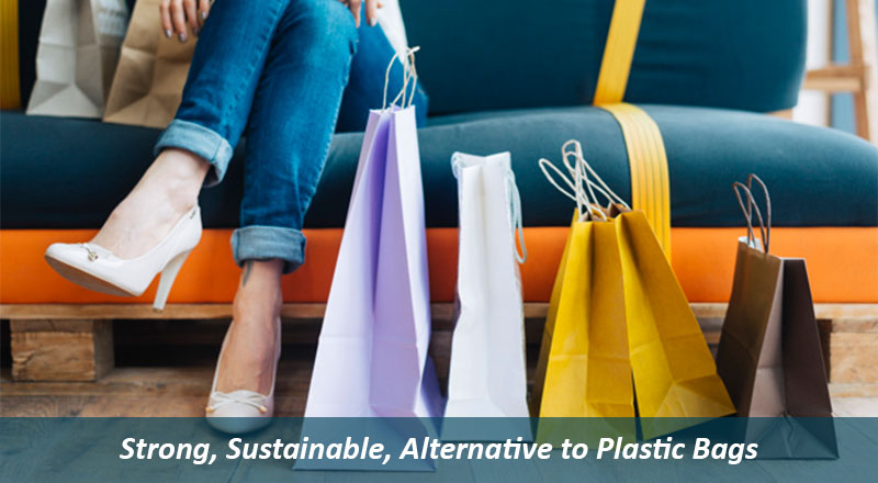 Strong, Sustainable, Alternative to Plastic Bags