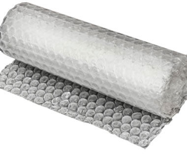 Safety bubble wrap