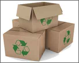 Eco Friendly corrugated Boxes