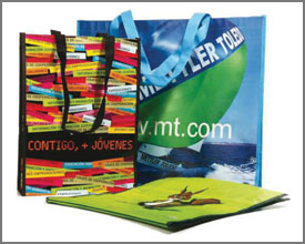 printing on non-woven bags