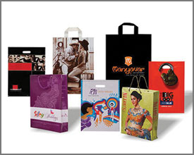 Promotional Plastic Carry Bags
