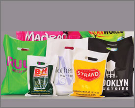 Shopping plastic Carry bags