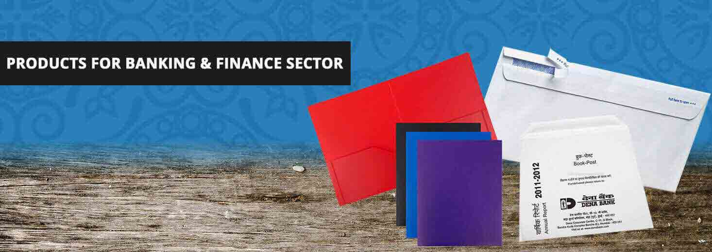 Products for banking & finance sector
