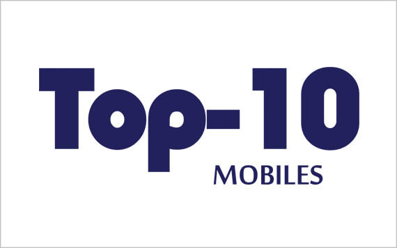 Top-10 mobiles